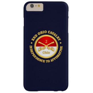 2nd Ohio kavalleri (rd) Barely There iPhone 6 Plus Skal