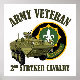 2nd Scr-Vet - Stryker Poster