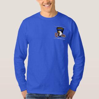 2ND SKJORTA för INFANTERI 503D för BN (ABN) 101ST T-shirts