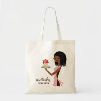 311 rosor för muffinCutie afrikansk amerikan Tygkasse