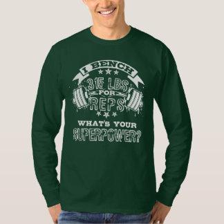 """""""315 för 2) manar för Reps"""" (grundläggande T-tröja Tee Shirts"""