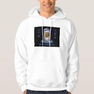 324cerebro BLEK, POETS, Godsend Sweatshirt Med Luva