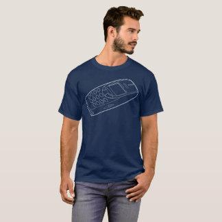 3310 Retro skjorta för telefon T Tshirts
