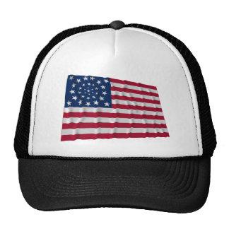 34 stjärnaflagga, kranmönster, outliers baseball hat