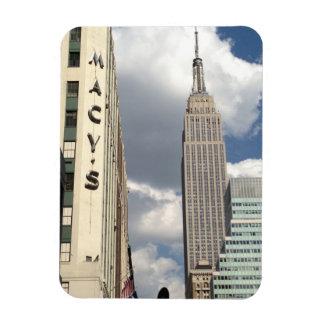 34th Gataempire state som bygger Manhattan NYC Magnet