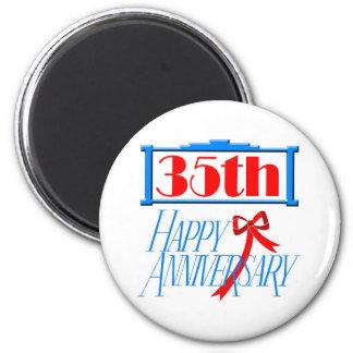 35eårsdag 3 magnet