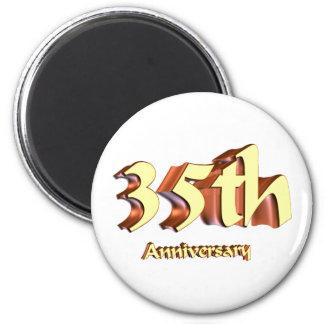 35thanniversary1t magnet