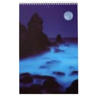 36106_b~California-Coast-Posters Kalender