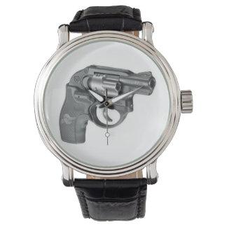 .38 Revolver för Snub näsa Armbandsur