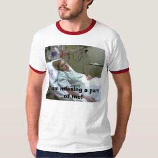 38c7a07166a3 I-förmiddagsaknad per del av mig! T Shirts
