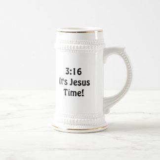 3:16 dess Jesus Time Sejdel