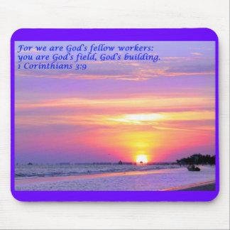 3:9 för Corinthians för bibelverse 1 Musmatta