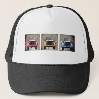 3 avfyra lastbilen keps