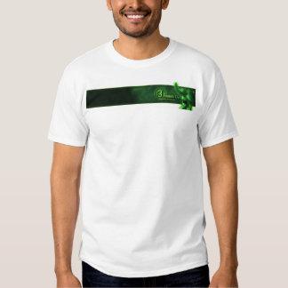 3 Thmbs görar grön upp Tshirts