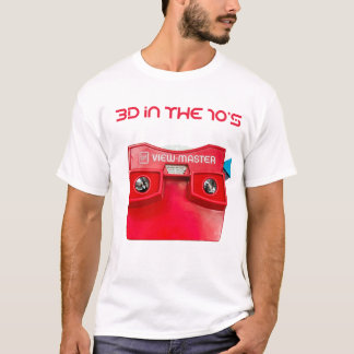 3D i 70-tal - Viewmaster Tee