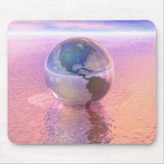 3D jordklot 12 Musmatta