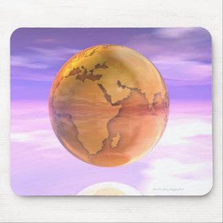 3D jordklot 2 Musmatta