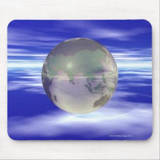 3D jordklot 3 Musmatta