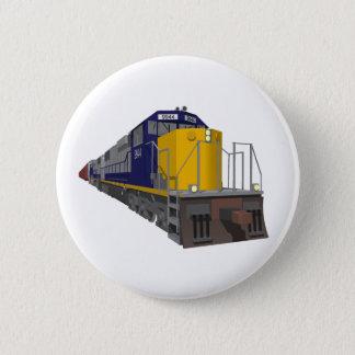 3D modellerar: Frakttåg: Järnväg: Standard Knapp Rund 5.7 Cm