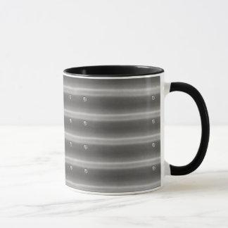 3D verkställer stålsätter metallkaffemuggen