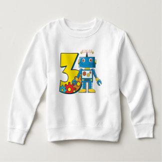 3rd Födelsedagrobot Tshirts