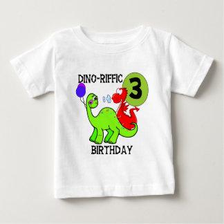 3rd födelsedagTshirts och gåvor för Dinosaur Tee Shirt