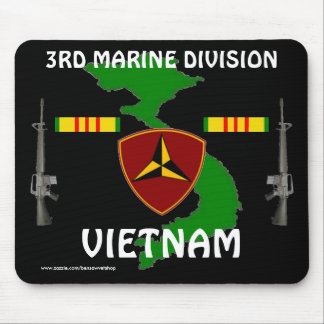 3rd Marin- Vietnam Mousepad 2/b Musmatta