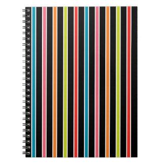 45s görar randig anteckningsboken spiralbundna anteckningsböcker
