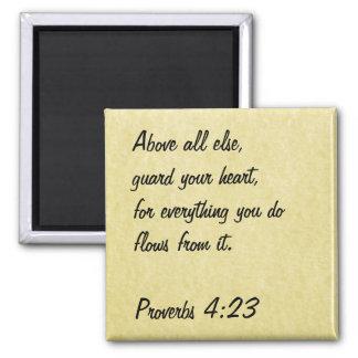 4:23 för Proverbs för bibelVersemagnet