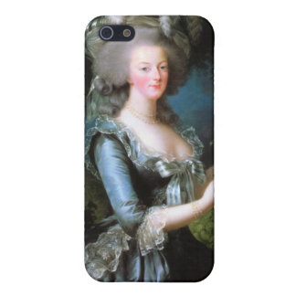 4/4S Marie Antoinette iPhone 5 Cases