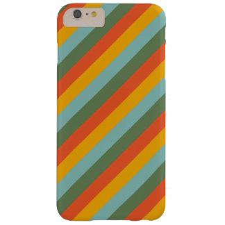 4 fodral för plus för iPhone 6 för färgrandmönster Barely There iPhone 6 Plus Skal