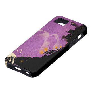 4 lite monster - Halloween natt iPhone 5 Fodraler