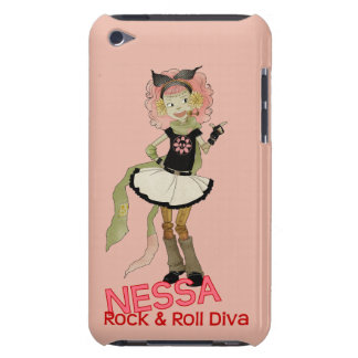 4 lite monster - Nessa Barely There iPod Fodraler