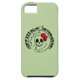 4 lite monster - Nessa helgdaglogotyp 2 iPhone 5 Case-Mate Skal