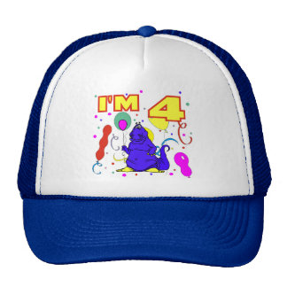 4e födelsedagenDinosaurfödelsedag Keps