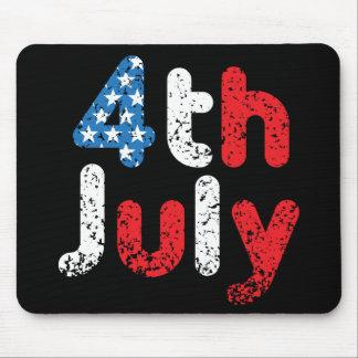 4th Juli Grunge verkställer Musmatta