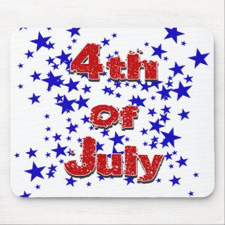 4th Juli - Juli 4, 2009 firandeprodukter Musmatta