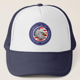 4th Juli - USA/EAGLE Truckerkeps