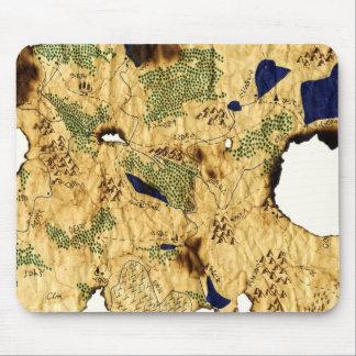 4th Karta av den glömda sfären Musmatta