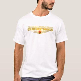 4th Kentucky infanteri T Shirt