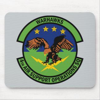 4th Skvadron för luftservicefunktioner - Warhawks Musmatta