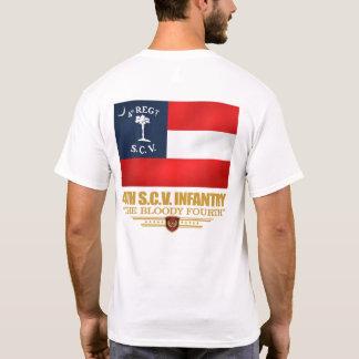 4th South Carolina infanteri Tröjor
