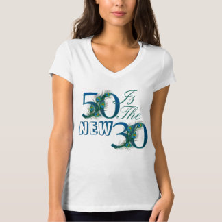 50 är de nya 30 skjortorna t shirts