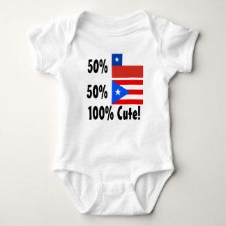 50% chilenare 50% Puerto gulliga Rican 100% Tröjor