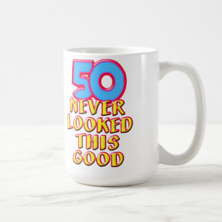 50 såg aldrig denna bra mugg
