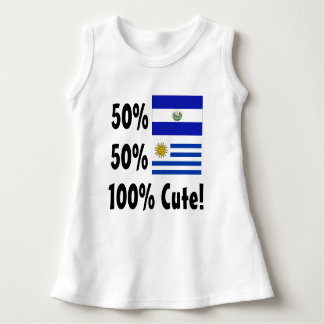 50% Salvadorian 50% gullig uruguayansk 100% Tee Shirts
