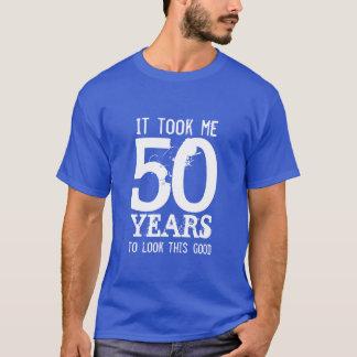 50th Anpassade för skjorta | för födelsedag t T-shirt