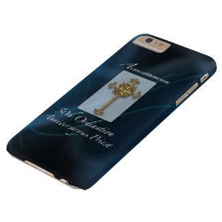 50th Jubileeprästvigningårsdag av prästen Barely There iPhone 6 Plus Fodral