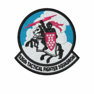 526 TFS-poloen W F-4 och appellen undertecknar d