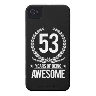 53rd Födelsedag (53 år av att vara enorma) iPhone 4 Cover